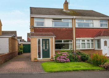 Thumbnail 3 bed semi-detached house for sale in Geltsdale, Middlesbrough, North Yorkshire
