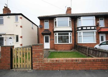 Thumbnail 3 bed terraced house to rent in Westlands Road, Hull