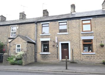 Thumbnail 2 bed terraced house for sale in New Mills Road, Hayfield, High Peak