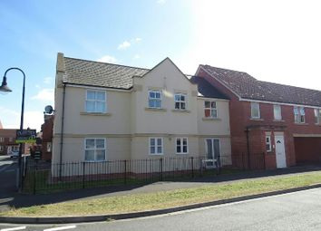 Thumbnail 2 bed flat for sale in Worle Moor Road, Weston Village, Weston-Super-Mare