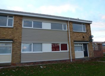 Thumbnail Flat for sale in Canterbury Close, Ashington