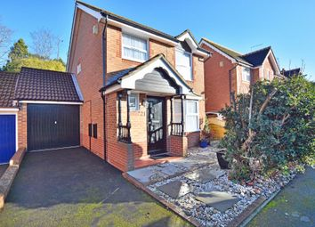 Thumbnail 3 bedroom link-detached house for sale in Cater Gardens, Guildford