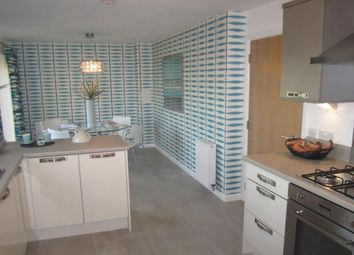 Thumbnail 2 bed flat for sale in Leven Street, Motherwell