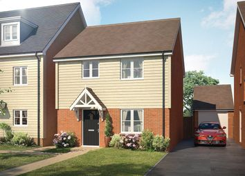 Thumbnail 3 bed detached house for sale in Juniper Park, Off Bramley Road, Aylesbury
