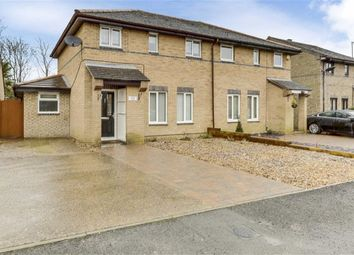 Thumbnail 3 bed property for sale in Greenhill Close, Loughton, Milton Keynes, Bucks