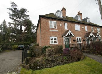Thumbnail 3 bed end terrace house to rent in Park Gate Cottages, Bartley Heath, North Warnborough