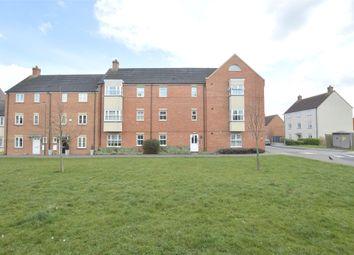 Thumbnail 2 bed flat for sale in Hazel Avenue, Walton Cardiff, Tewkesbury, Gloucestershire