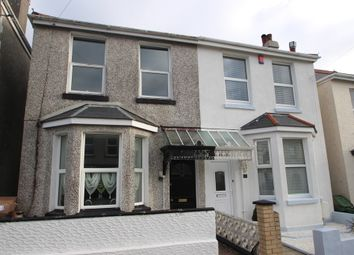 Thumbnail 3 bed semi-detached house for sale in Cedarcroft Road, Plymouth