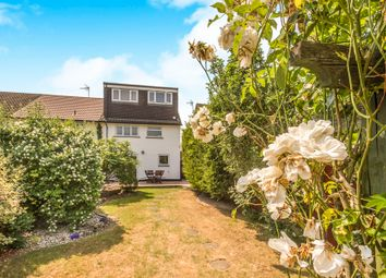 Thumbnail 5 bedroom end terrace house for sale in Kymswell Road, Stevenage