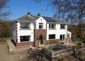 Thumbnail 5 bed detached house for sale in Slaidburn Road, Waddington