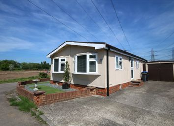 Thumbnail 2 bed mobile/park home for sale in Wey Meadows, Weybridge, Surrey