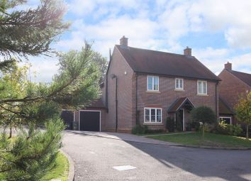 Thumbnail 4 bed detached house for sale in Redlands Drive, Timsbury, Romsey