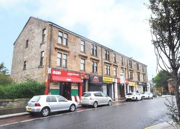 Thumbnail 2 bed flat for sale in 1/2, Cross Arthurlie Street, Barrhead, Glasgow