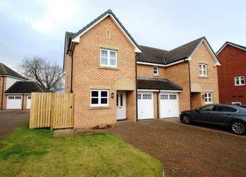 Thumbnail 3 bed semi-detached house for sale in Bloomingdale Drive, Lindsayfield, East Kilbride, South Lanarkshire