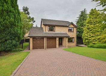 Thumbnail 4 bed detached house for sale in Nellfield Road, Crieff
