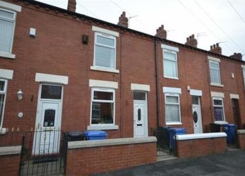 Thumbnail 2 bedroom terraced house to rent in Luton Road, Stockport, Greater Manchester