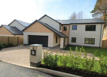 Thumbnail 5 bed detached house for sale in Notre Dame, Derriford, Plymouth