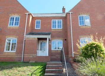 Thumbnail 2 bed terraced house for sale in 32 Masefield Avenue, Ledbury, Herefordshire