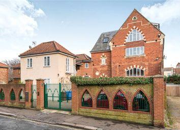 Thumbnail 3 bed flat for sale in Scholars Court, 14 Oak Street, Norwich