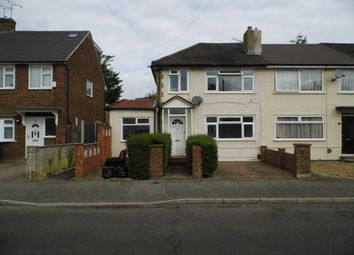 Thumbnail 3 bed semi-detached house to rent in St. Andrews Avenue, Elm Park