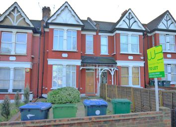 Thumbnail 4 bed terraced house to rent in Bowes Road, London