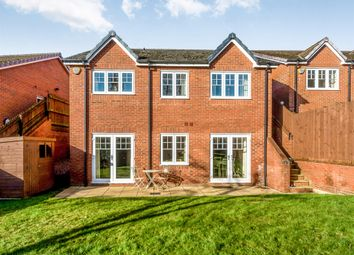 Thumbnail 3 bed detached house for sale in Gibbet Hill, Oakham, Tividale