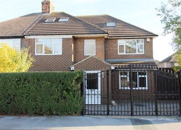 Thumbnail 7 bed semi-detached house for sale in Moorland Road, Pudsey