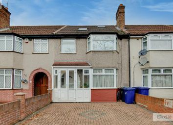 Thumbnail 4 bed terraced house for sale in Ennismore Avenue, Greenford, Middlesex