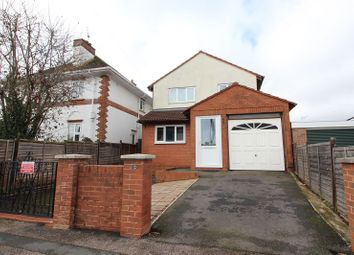 Thumbnail 4 bed detached house to rent in Quuens Road, St Thomas, Exeter