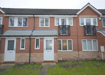 Thumbnail 3 bed town house for sale in Wain Avenue, Riverside Village, Chesterfield, Derbyshire