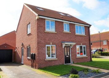 Thumbnail 5 bed detached house for sale in Hardwicke Close, York