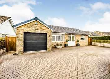 Thumbnail 3 bed detached bungalow for sale in Rishworth Avenue, Emley, Huddersfield