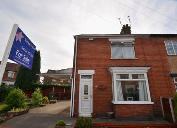 Thumbnail 2 bedroom semi-detached house for sale in North Parade, Ashby, Scunthorpe