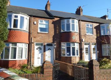 Thumbnail 2 bed flat to rent in Julian Avenue, Walkergate, Newcastle Upon Tyne