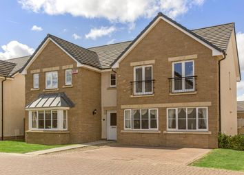 Thumbnail 5 bed detached house for sale in South Chesters Avenue, Bonnyrigg