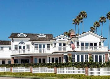 Thumbnail 6 bed property for sale in 2724 Ocean Boulevard, Corona Del Mar, Ca, 92625