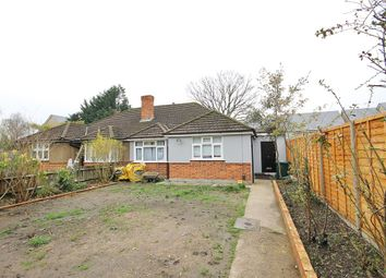 Thumbnail 2 bed semi-detached bungalow for sale in Green Street, Sunbury-On-Thames, Surrey