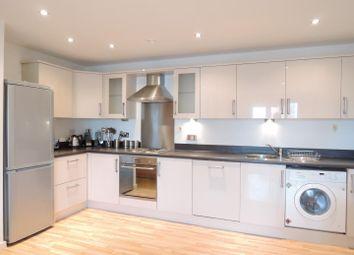 Thumbnail 2 bed flat to rent in Masshouse Plaza, 2 Masshouse Lane, Birmingham