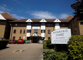 Thumbnail 1 bed flat for sale in Union Street, Maidstone