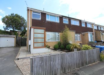 Thumbnail 3 bed end terrace house for sale in Carisbrooke Crescent, Hamworthy, Poole