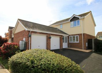 Thumbnail 4 bed detached house for sale in Coltsfoot Way, Highcliffe, Christchurch, Dorset