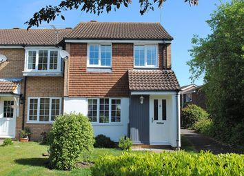 Thumbnail 3 bed terraced house for sale in Calverley Close, Thorley, Bishop's Stortford