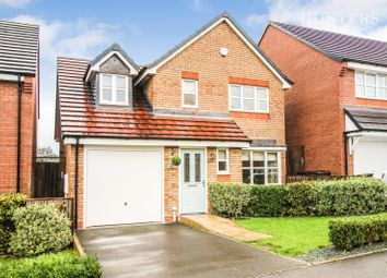 Thumbnail 3 bed detached house for sale in Canary Grove, Wolstanton, Newcastle