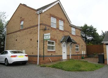Thumbnail 3 bed semi-detached house to rent in The Headstocks, Sutton In Ashfield, Nottinghamshire