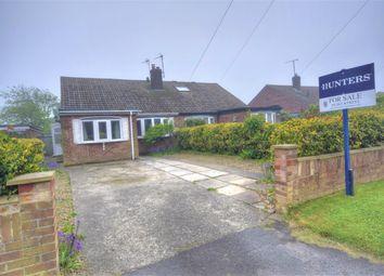 Thumbnail 3 bed bungalow for sale in School Lane, Bempton, Bridlington