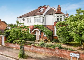 Thumbnail 4 bed semi-detached house for sale in Hammers Lane, London