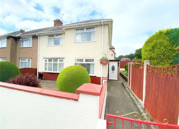 Thumbnail 3 bed semi-detached house for sale in Church Drive, Ilkeston, Derbyshire