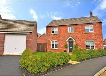 4 bed detached house for sale in The Furrows, Moulton, Northampton NN3