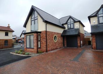Thumbnail 4 bed detached house for sale in White Lodge Mews, Midgeland Road, Blackpool, Lancashire