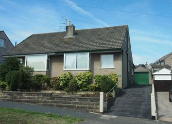Thumbnail 3 bed semi-detached bungalow for sale in Kingsway, Heysham, Morecambe